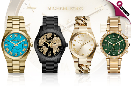 Qgrabs store deal of the day qgrabs from qr749 sparkle shine with michael kors womens watches choose from 8 glittering designs limited availability up to qr1499 value gumiabroncs Images
