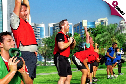 Bootcamp Military Fitness Deal Of The Day | QGRABS